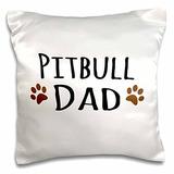 3drose Pc_ _1 Pit-bull Dog Dad-mascota Por Raza-fangosos Br