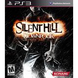 Silent Hill Downpour Ps3 Nuevo Sellado