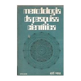 Livro: Metodologia Da Pesquisa Científica Armando Asti (214)