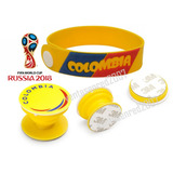 Soporte Celular Popsocket Colombia + Manilla 10