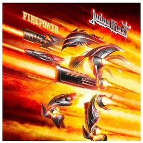 Judas Priest - Firepower (cd) Super Lançamento