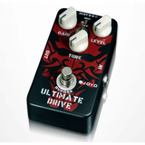 Pedal Overdrive Distorsion Joyo Ultimate Drive Jf-02 Ocd