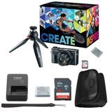 Canon Powershot G7 X Mark Ii Digital Camara Digital Kit