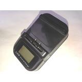 Rosario Cargador Universal Lcd Usb Baterias Camara Celular
