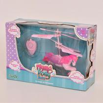 Pony Bebe Volador Con Luz Vuela De Verdad Tv Original Ditoys