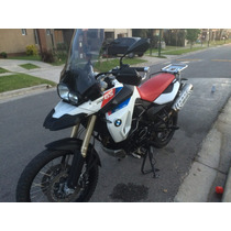 Bmw F800 Gs 30years