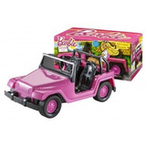 Jeep Safari Fun Barbie