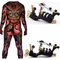 Maquina Para Tatuar Profesional De Motor Rotativo Tattoo