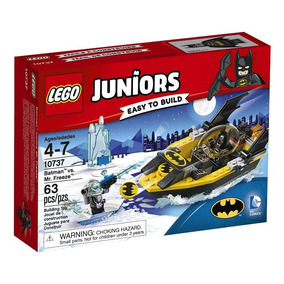 Juniors Batman Vs Mr Freeze