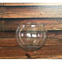 Kit 20 Vaso Aquário De Vidro 700ml Decoração Casamentos