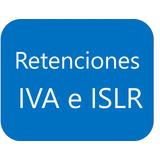 Sistema Para La Elaboración De Retenciones De Iva E Islr