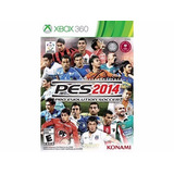 Juego Xbox 360 Pes 2014 Pro Evolution Soccer