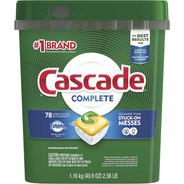 Jabón Lavaplatos Cascade - Unidad - Unidad a $1513