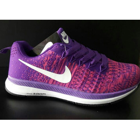 Zapatos Nike Zoom Flyknit 4.0 Air Max Dama Talla 35 A 40