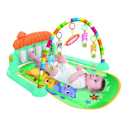 Gimnasio Tapete Piano Bebé Play Gym Baby Piano Little Me