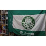 Bandeira Palmeiras 1,30 Altura X 2,00 Comprimento