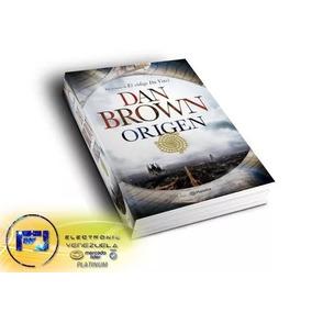 Origen Dan Brown Libro Digital Pdf Ebook