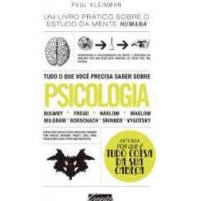 Tudo O Que Voce Precisa Saber Sobre Psicologia