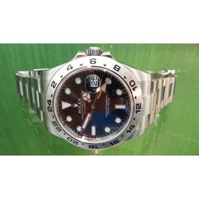 415f9e1fbdf Rolex Stainliss Steel Explorer Ii Relógio De Pulso Automátic