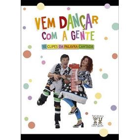Palavra Cantada Vem Dançar Com A Gente - Dvd Infantil