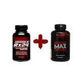 Anabolic Rx24 + Nitric Max Muscle Importado Envio Gratis!