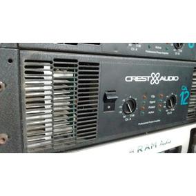 Potencia Amplificador Crest Audio Ca12