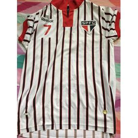 Camisa Spfc Reebok Comemorativa