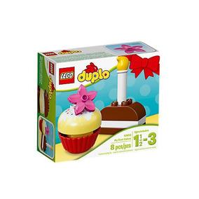 Lego Duplo Tortas Con Vela - 10850 - Nuevo
