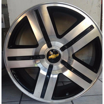 Rin 22 V-driver Black Para Chevrolet 6-139