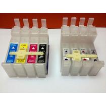 Cartuchos Vacios Para Sistema De Tinta Continua Tx Cx Nx