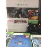 Xbox 360!!! 500gb +2 Juegos + Kinetic