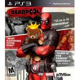 Deadpool Ps3 Digital Gcp