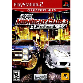 Midnight Club 3: Dub Edition Remix - Ps2 Patch + Encarte