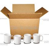 Caneca Branca Para Sublimação Caixa Com 36 Unidades Aaa