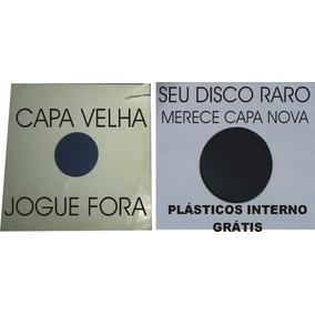 10 Capas Para Disco De Vinil Lp Djs 12 + Externo + Interno
