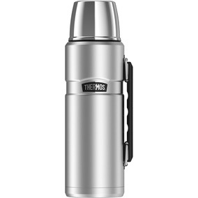 Thermos Stainless King 40 Ounce Beverage Bottle, Stainless S