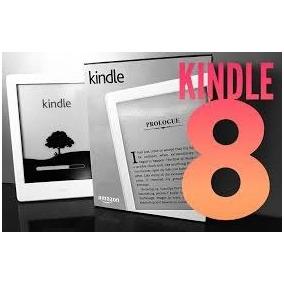 Ebook Kindle 8 Geração Com Nota Fiscal Envio Imediato
