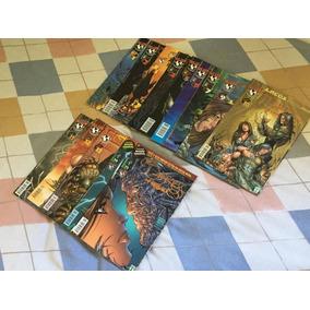The Darkness & Witchblade Comics / Hq / Revista 1 A 15 Sem 8