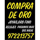 Compra De Oro Fino Joyas Oro De Rio Superamos Ofertas Vendo