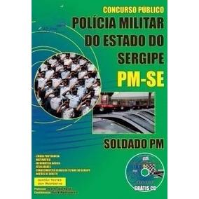 Apostila Preparatória Polícia Militar De Sergipe Pm-se