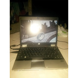 Hp Elitebook 2540p Laptop Core I7-2.1ghz 4gb Ram 160gb Ssd