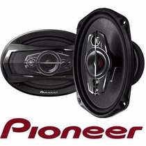 Auto Falante Pioneer 6x9 Ts-a 6995 S 600w Original
