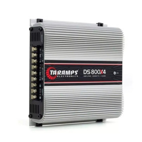 Módulo Taramps Ds800x4 800w Rms 2 Ohms Ds800 Amplificador