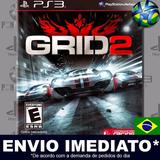 Grid 2 - Ps3 - Psn - Dublado Em Português - Envio Agora !!