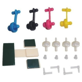 Kit Tanque Tinta Impressora Hp+ Broca + Snap Fill - Barato