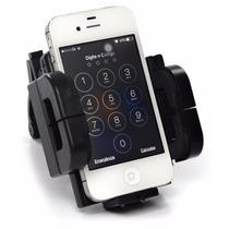 Suporte Universal Para Gps/celular Smartphone P/ Moto E Bike