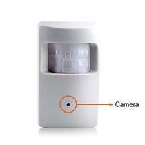 Câmera Camuflada Em Sensor De Presença Cdc Cftv