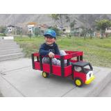 Carros De Juguete-camioncitos De Madera-regalo De Navidad