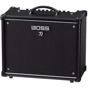 Amplificador Para Guitarra Boss Katana Ktn 50 1x12 50w