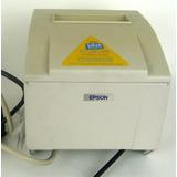 Impressora Térmica Seminova Usada Marca Epson Modelo Tm-t81